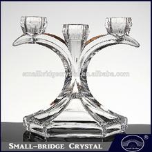 Wholesale Fashionable Wedding Decorations Gifts Crystal Candelabra