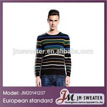 OEM casual design stylish crewneck man sweater