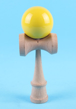 Wholesale 2014 kendama toy wooden cup and ball games