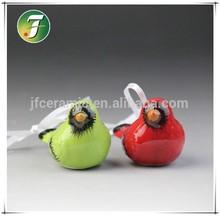 Small ceramic birds cage decorative decoration fashion factory direct