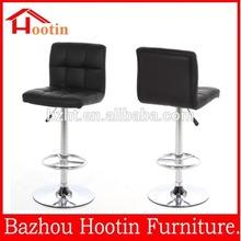 2014 hot sale adjustable bar chair leather bar stool