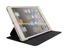 Fancy folio case for ipad mini 3, for ipad mini 3 case cover