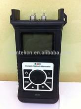 Cheap Handheld Fiber Optic Variable Attenuator HSV-303 attenuate 2-60db