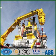 Hydraulic Knuckle Boom Crane folding boom mobile marine crane
