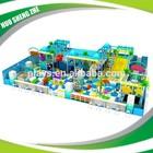 Cheap price kids equipment 205 square indoor playground china