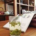 100% organique de thé vert sencha/minces. cuit à la vapeur de thé vert