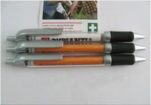 Custom promotional ad banner pen