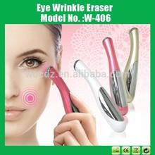 Automatically Electric Vibrating Massage Eye Wrinkle Eraser Pen
