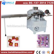 Factory Price Alibaba China Supplier Square Dark Chocolate Fold Pack Machine