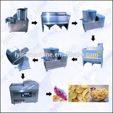 potato fries make machine / fries make machine / French chips make machine