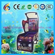 Top level hot sale original video basketball game machines