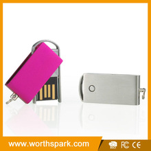 hot sale 1gb metal android usb disk with logo printing