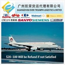 Air Shipping from China to Kazakhstan