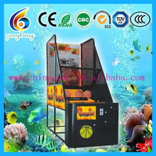 New style new arrival slime ball basketball game machine