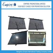 High Quality Balck Transparent car curtain rear side sunshade