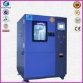 Temperatura humedad instrumento / temi880 temperatura humedad cámara de prueba / climáticos cámara