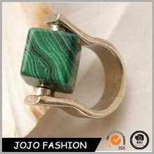 Gemstone Fashion Wholesale Latest Turquoise Rings