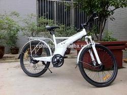 Flyer e bike -- electric hybrid bike en15194 250w Wattage and Lithium Battery Power Supply electric bike with hidden battery