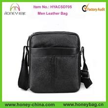 Stylish Men Leather Shoulder Bag Hot Selling Men Leather Bag