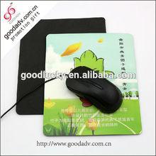 Custom wonderful design advertising computer mouse pad