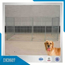 Decorative Chrome Strong Wire Dog Cage