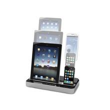 Charger Speaker for apple iphone,ipad,samsung,HTC, horn stand amplifier speaker,wireless rechargable bluetooth metal speaker
