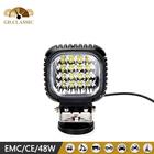 ATV Mining Spot Beam 48W LED Work Light Headlight Fog Lamp
