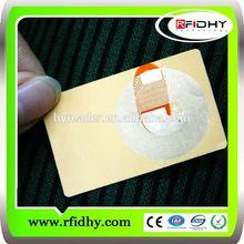 Waterproof Printing Compatible rfid sticker 13.56mhz