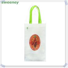 PP recycle non woven bags, TNT nonwoven bag, eco bag