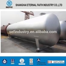SEFIC Brand ISO Cryogenic Liquid Storage Tank Petrol Storage Tank
