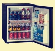 Noiseless 48L mini bar fridge mini hotel fridge absorption refrigerator no frost mini fridge