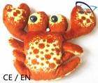 coconut crab plush toy wholesale