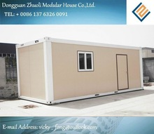 steel container homes-Reduced environmental impact through less waste