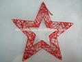 10-30cm uma variedade de cores da decoração de natal cinco cinco- estrelas apontou,