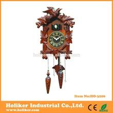 wooden modern decorative cuckoo clock