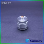 Most popular!!! Mechanical atomizer hobo v2 Clone from kingberry