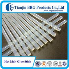 EVA hot melt glue stick transparent price DN11mm