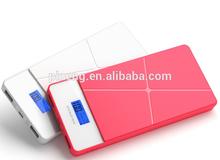 Li-polymer External Portable Pineng PN-983 Mobile Power Bank 10000mah