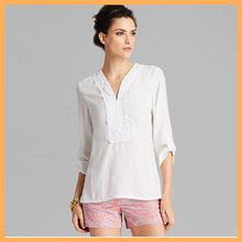 ladies elegant back neck designs for blouses