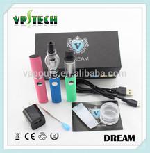 wholesale vaporizer pen 3 in 1 kit wax herbs oils horn mod dry herb vaporizer vapor pen