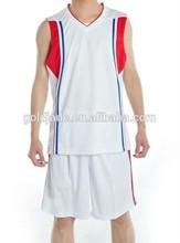 Factory direct 100% polyester basketball uniform,basketball jersey,basketball wear