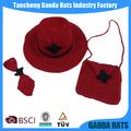 qualidade top venda quente fazer chapéus de crochet