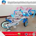 Unique nouveau modèle de vélo équilibre pour enfant/3 enfants de roue de vélo de roue auxiliaire/enfants à vélo pour 10 enfants ans