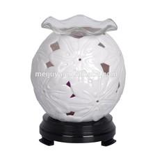 ingrosso regali fatti a mano mestieri di ceramica lampada con decorazione di natale