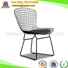 ( sp- mc021) dayanıklı renkli metal demir sandalye dökme satılık