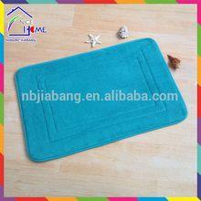 Blue good quality classical shag area rugs