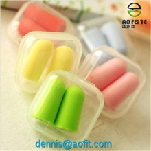 healthy product provides protection after surgeries helps relieve flying discomfort molded ear plugs