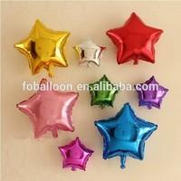 customized advertising star balloon mylar balloon advertising balloon