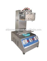 semi automatic tube heating sealing machine
