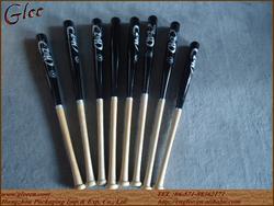 Different Styles Professional wood baseball bats cheap